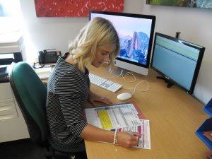 Chloe Desk